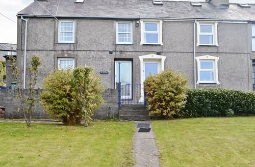 Big Cottages - Charming Nefyn Cottage S22309