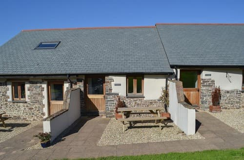 Dog Friendly Cottages - Attractive Hartland Cottage S19126