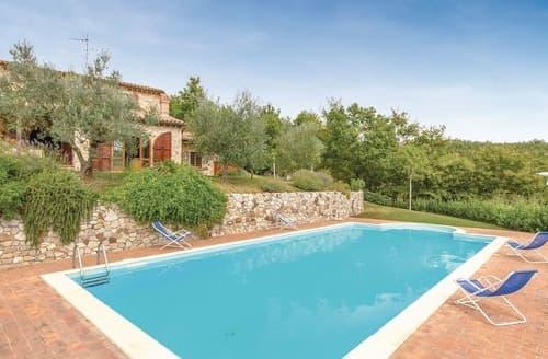 Last Minute Cottages - Luxury Todi Cottage S120067