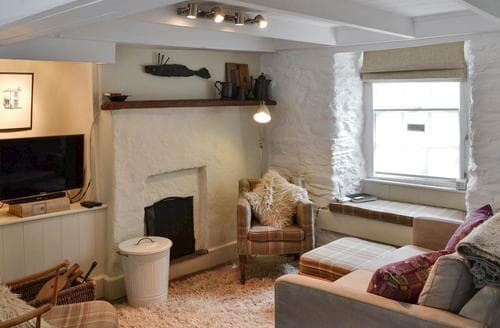 Last Minute Cottages - Quaint Port Isaac Cottage S20750