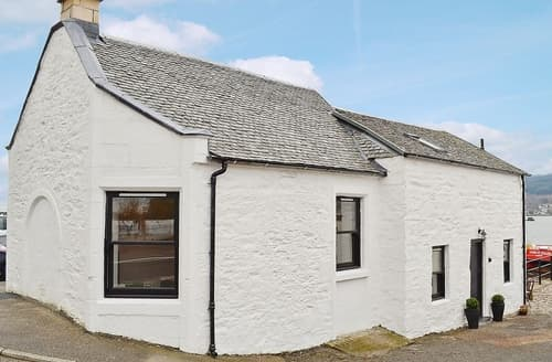 Last Minute Cottages - Delightful Dunoon Cottage S23012
