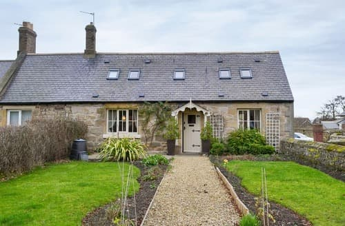 Last Minute Cottages - Alncroft- 28486