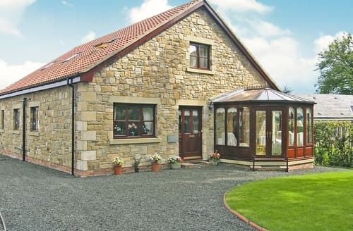 Big Cottages - Beautiful Craster Cottage S14549