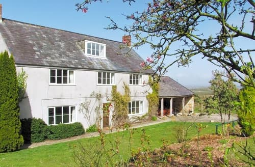 Last Minute Cottages - Purcombe Farmhouse - 28458