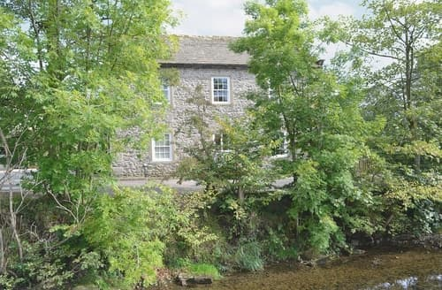 Big Cottages - The Mill Lodge