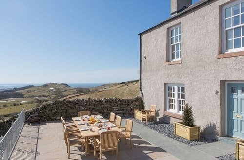 Last Minute Cottages - Wonderful Haverigg And The National Park Coast Cottage S18623