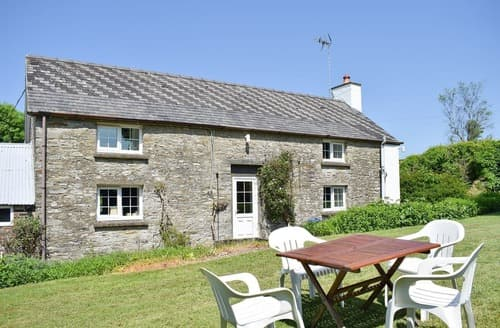 Last Minute Cottages - Lletty Cottage