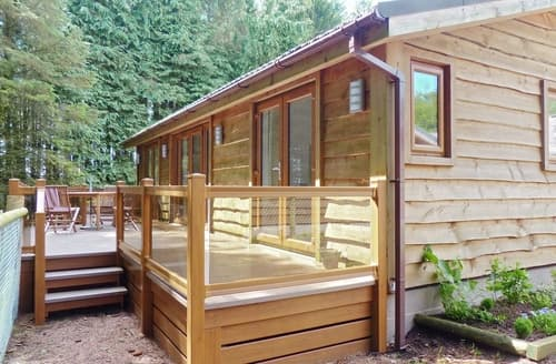 Last Minute Cottages - Delightful Taunton And The Quantocks Lodge S20259