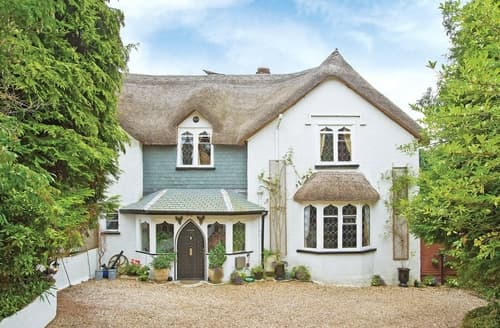 Last Minute Cottages - The Chantry