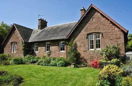 Last Minute Cottages - Quaint Edinburgh Cottage S23460