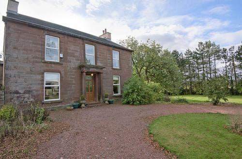 Last Minute Cottages - Edderside Hall