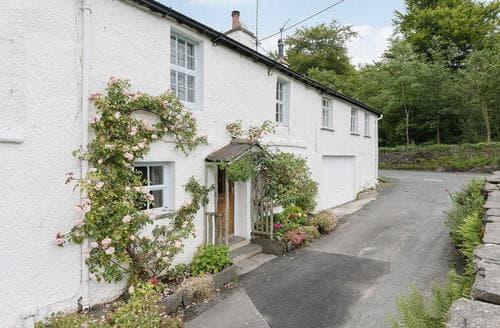 Last Minute Cottages - Roselea Cottage
