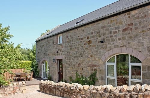 Big Cottages - Exquisite Bamburgh Cottage S14430