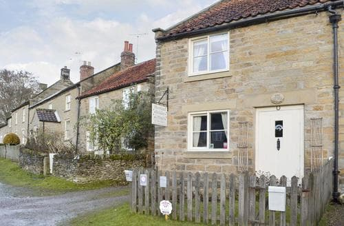 Last Minute Cottages - Byre Cottage