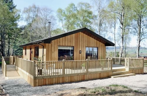 Last Minute Cottages - Wonderful Beauly Lodge S22689