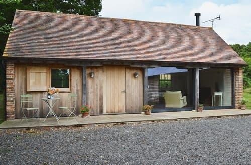 Last Minute Cottages - The Cart Lodge
