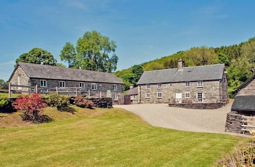 Big Cottages - Wonderful Bala Cottage S22126