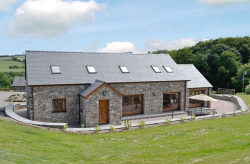 Big Cottages - Stunning Aberaeron Cottage S21501