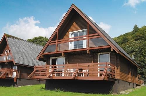 Last Minute Cottages - Delightful Sandyhills Lodge S23728