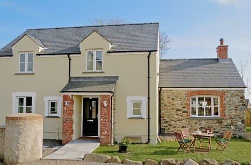 Big Cottages - Tasteful St Davids Cottage S21920