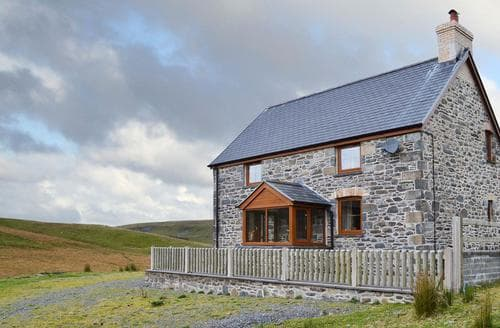 Big Cottages - Captivating Aberystwyth Cottage S21533