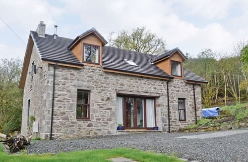 Last Minute Cottages - Luxury Tighnabruaich Cottage S23209