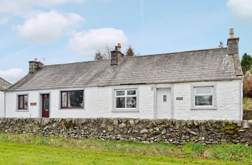 Last Minute Cottages - Delightful Dalbeattie Cottage S23597
