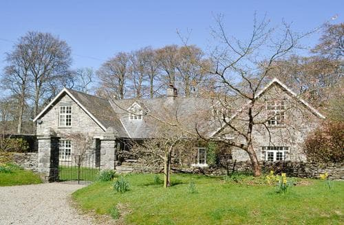 Last Minute Cottages - Tasteful Corwen And The Berwyn Mountains Cottage S21985