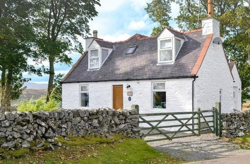 Last Minute Cottages - Captivating Castle Douglas Cottage S23593