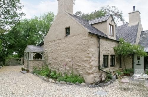 Big Cottages - Excellent Caernarfon Cottage S22215