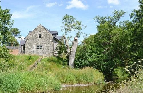 Big Cottages - Attractive Welshpool Cottage S21470
