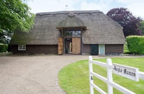 Big Cottages - Wren Cottage