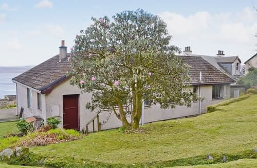 Big Cottages - Delightful Dunoon Cottage S23020