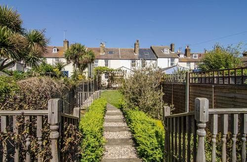 Big Cottages - Attractive Whitstable Cottage S13670