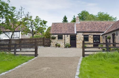 Last Minute Cottages - Lovely Thirsk Cottage S15545