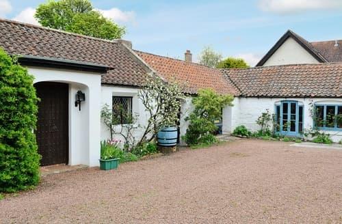 Last Minute Cottages - Gorgeous Dunbar Cottage S24468