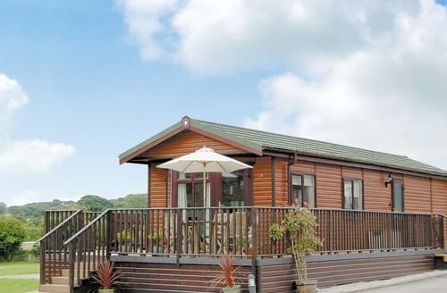 Last Minute Cottages - Gorgeous Port Isaac Lodge S20753