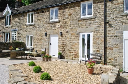 Last Minute Cottages - Splendid Hope Valley Cottage S16604