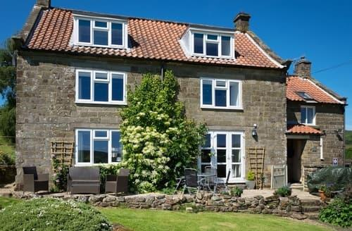 Last Minute Cottages - Beautiful Rosedale Abbey Cottage S15415