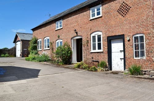Last Minute Cottages - Gorgeous Ledbury Cottage S16961