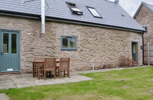 Dog Friendly Cottages - The Buttery - RFFO