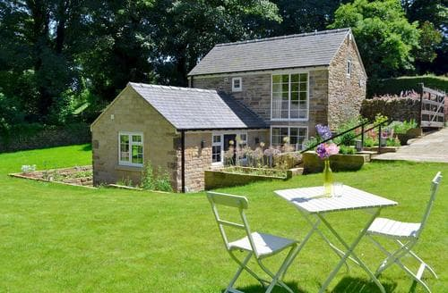 Last Minute Cottages - Barlow Brook Cottage