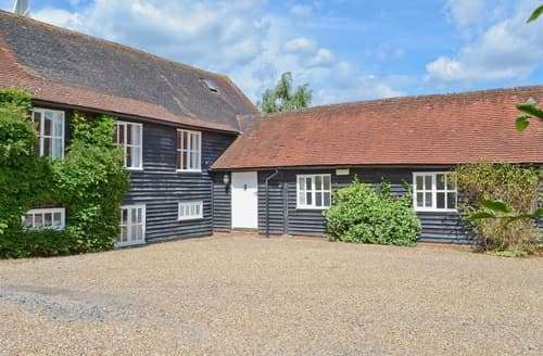Big Cottages - Charming Tunbridge Wells Cottage S13676