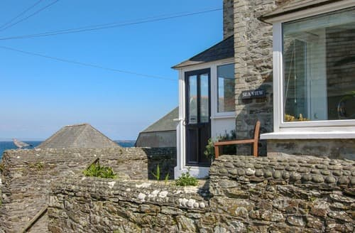 Last Minute Cottages - Inviting Mevagissey Cottage S21085