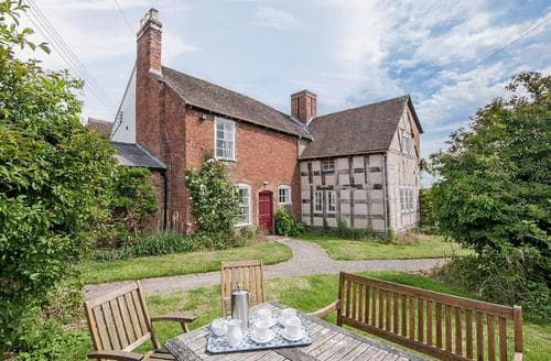 Last Minute Cottages - Stunning Shrewsbury Cottage S16861