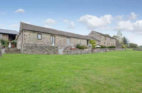 Dog Friendly Cottages - Excellent Bakewell Cottage S16450