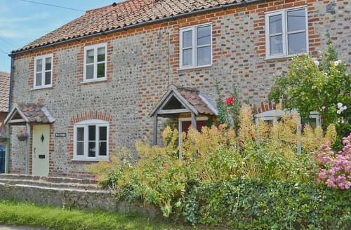 Last Minute Cottages - Superb Happisburgh Cottage S17325