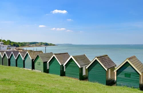 Last Minute Cottages - Excellent Cowes Cottage S85525