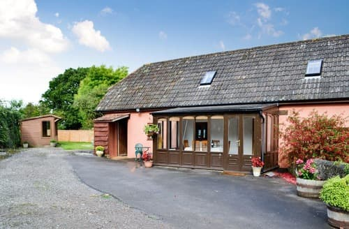 Last Minute Cottages - The Cider Barn