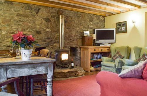 Big Cottages - Tasteful Callander Cottage S23218